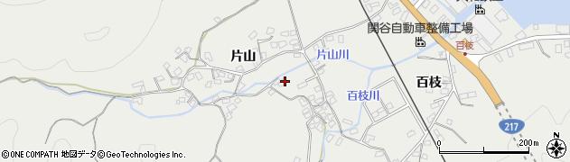 大分県佐伯市海崎1008周辺の地図
