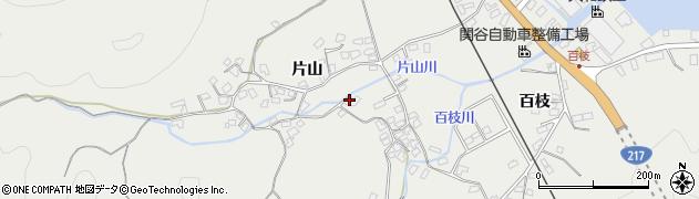 大分県佐伯市海崎1009周辺の地図