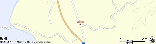 大分県竹田市米納808周辺の地図
