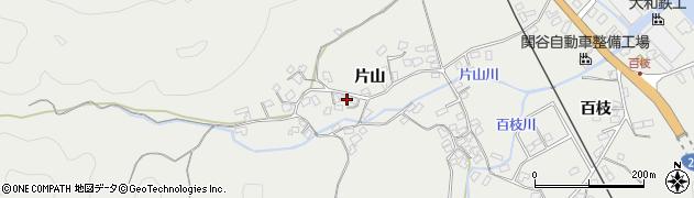 大分県佐伯市海崎1077周辺の地図