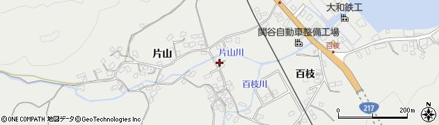 大分県佐伯市海崎833周辺の地図