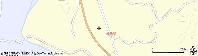 大分県竹田市米納817周辺の地図