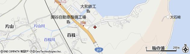 大分県佐伯市海崎182周辺の地図