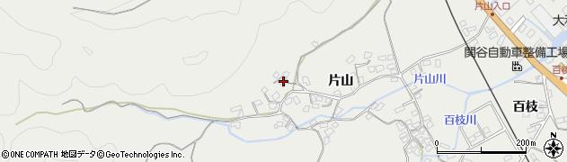 大分県佐伯市海崎1247周辺の地図