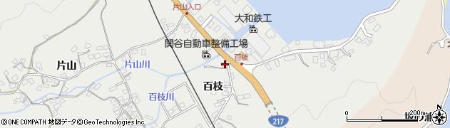 大分県佐伯市海崎212周辺の地図