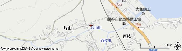 大分県佐伯市海崎870周辺の地図