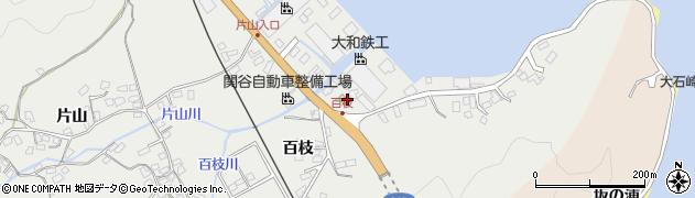 大分県佐伯市海崎185周辺の地図
