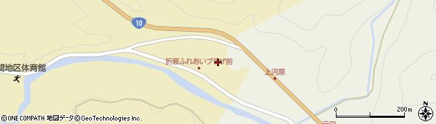 大分県佐伯市弥生大字大坂本2121周辺の地図