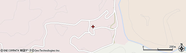 大分県竹田市枝1947周辺の地図