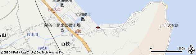 大分県佐伯市海崎178周辺の地図