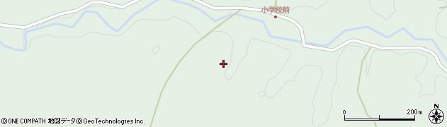 大分県竹田市平田5044周辺の地図