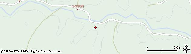 大分県竹田市平田5139周辺の地図