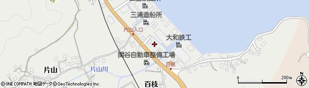 大分県佐伯市海崎832周辺の地図