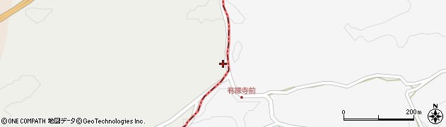 大分県竹田市挟田2451周辺の地図