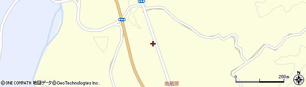 大分県竹田市米納1060周辺の地図