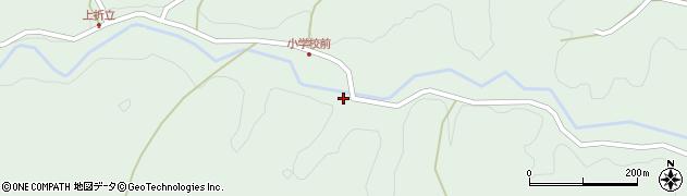大分県竹田市平田5134周辺の地図