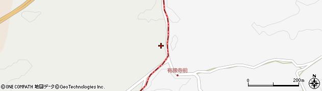 大分県竹田市挟田2541周辺の地図
