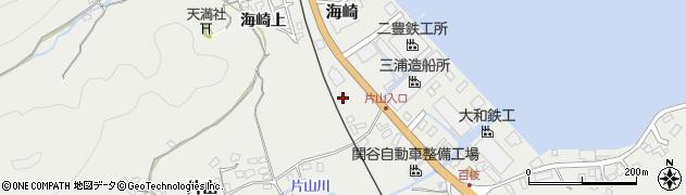 大分県佐伯市海崎1370周辺の地図