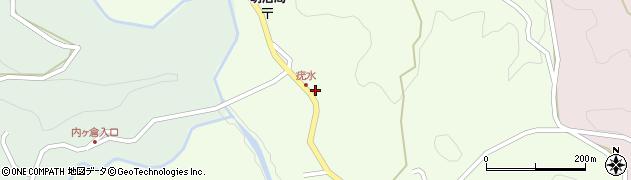 大分県竹田市植木1893周辺の地図