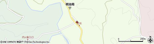 大分県竹田市植木1893-4周辺の地図