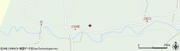 大分県竹田市平田4943周辺の地図