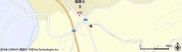 大分県竹田市米納2715周辺の地図