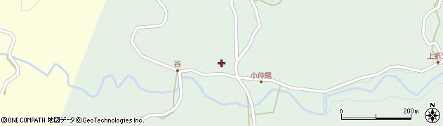 大分県竹田市平田4792周辺の地図