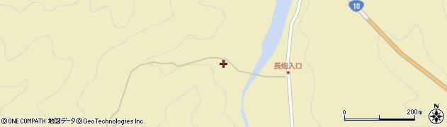 大分県佐伯市弥生大字尺間3205周辺の地図