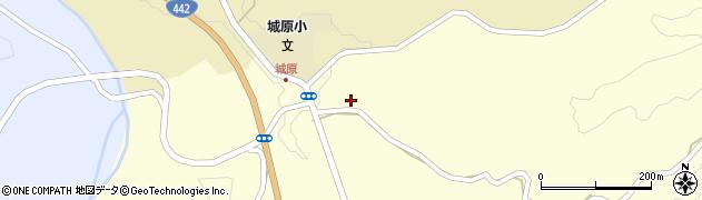 大分県竹田市米納2716周辺の地図