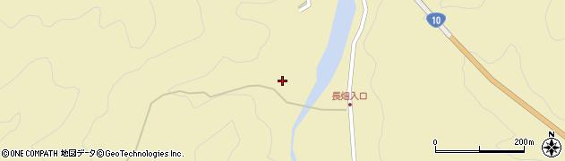 大分県佐伯市弥生大字尺間3178周辺の地図