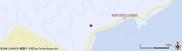 大分県佐伯市荒網代浦667周辺の地図