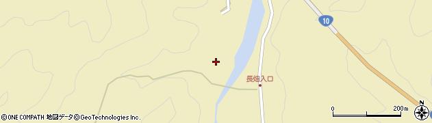 大分県佐伯市弥生大字尺間3171周辺の地図
