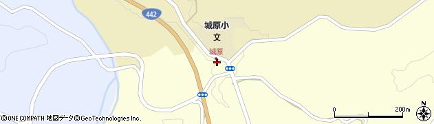 大分県竹田市米納1045周辺の地図
