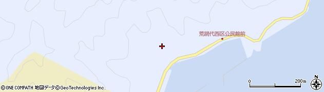 大分県佐伯市荒網代浦651周辺の地図