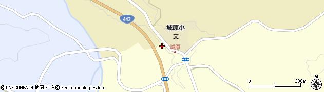 大分県竹田市米納1034周辺の地図