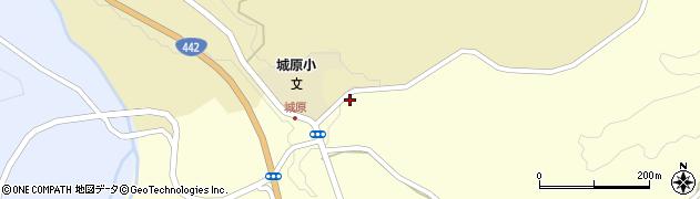 大分県竹田市米納2722周辺の地図