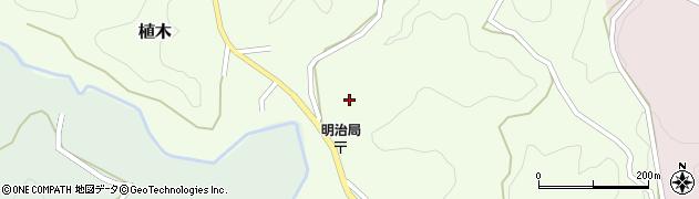 大分県竹田市植木1931周辺の地図