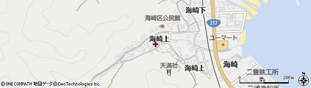 大分県佐伯市海崎1728周辺の地図