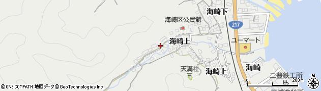 大分県佐伯市海崎1708周辺の地図