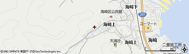 大分県佐伯市海崎1697周辺の地図
