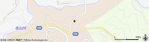 大分県竹田市久住町大字添ケ津留34周辺の地図