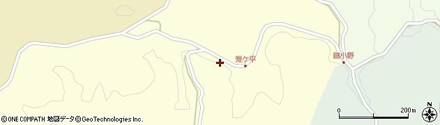 大分県竹田市米納2170周辺の地図