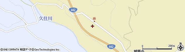 大分県竹田市城原1779周辺の地図