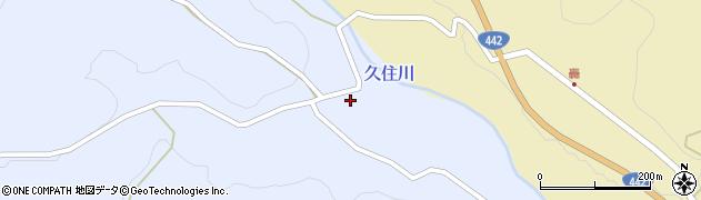 大分県竹田市下坂田1238周辺の地図