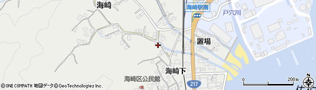大分県佐伯市海崎1941周辺の地図