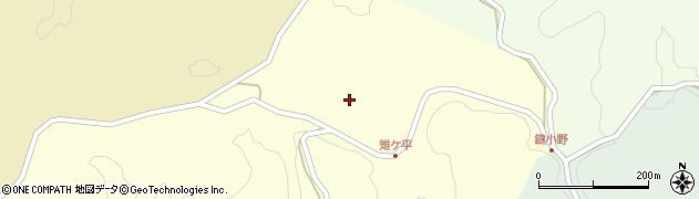 大分県竹田市米納2162周辺の地図