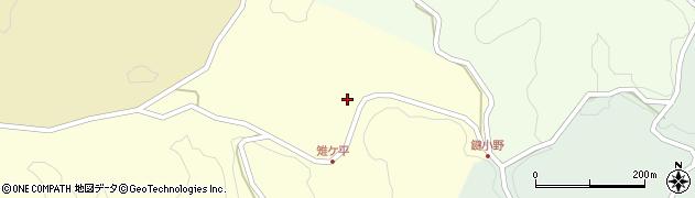 大分県竹田市米納2050周辺の地図