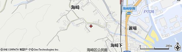大分県佐伯市海崎1952周辺の地図