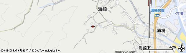 大分県佐伯市海崎2121周辺の地図