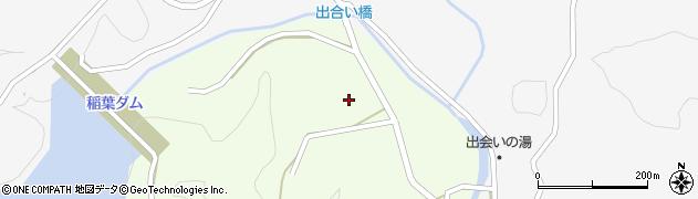 大分県竹田市刈小野383周辺の地図